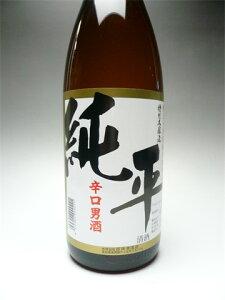 【鰹の国の辛口男酒・純平】 特別本醸造酒 1.8L