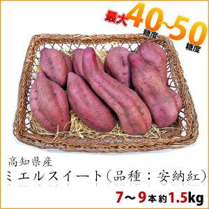 ミエルスイート高知県産1.5kg