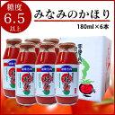 池トマト みなみのかほり 180ml 6本セット【RCP】【10P02jun13】