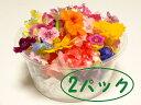【エディブル・フラワー】【日時指定可】【花は50〜70輪程度です】冷蔵保存にて夏季は5日,冬季は一週...