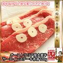 大麦牛サーロインステーキ赤身200g(冷凍)豪州産 牛肉 YDKG-kd