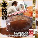 簡単調理☆お肉屋さんのお惣菜【SSC】レンジでチンするとさげいのジューシーハンバーグ110g(冷...