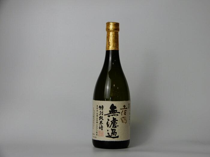 土佐鶴 特別純米酒 無濾過 原酒 720ml