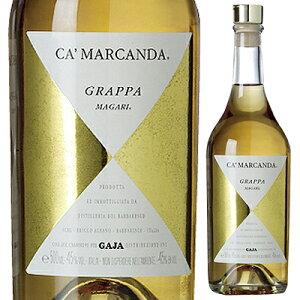 【6本〜送料無料】 グラッパ マガーリ ガヤGRAPPA MAGARI GAJA[イタリアワイン]