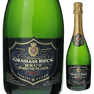 ワイン, スパークリングワイン・シャンパン 6 2014 750ml Graham Beck Brut Blanc De Blancs Graham Beck Wines