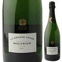 【送料無料】[木箱入り]シャンパーニュ ボランジェ ラ グランダネ 2008 ボランジェ 3000ml [発泡白]Champagne Bollinger La Grande Annee