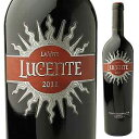 【6本~送料無料】ルチェンテ 2013 ルーチェ デッラ ヴィーテ 750ml [赤]Luce…