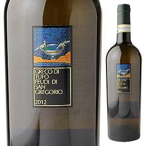 ワイン, 白ワイン 6 2018 750ml Greco Di Tufo Feudi Di San Gregorio