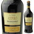 【6本〜送料無料】アッソーロ レッジアーノ フリッツァンテ ロッソ セッコ 2016 メディチ エルメーテ 750ml [微発泡赤]Assolo Reggiano Vino Frizzante Rosso Secco Medici Ermete & Figli s.r.l.