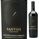 【6本~送料無料】ファンティーニ モンテプルチアーノ ダブルッツォ 2013 ファルネーゼ 750ml...