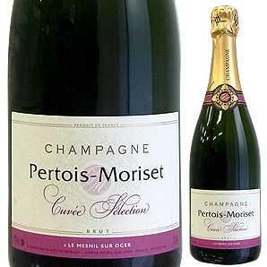【6本~送料無料】シャンパーニュ キュヴェ セレクション NV ペルトワ モリゼ 750ml Champagne ...
