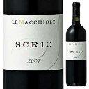 【6本〜送料無料】スクリオ 2010 レ マッキオーレ 750ml Scrio 2010 Azienda Agricola Le Mac...