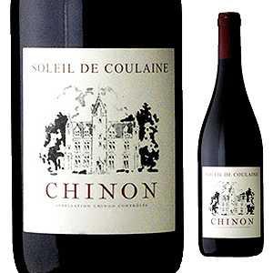 ワイン, 赤ワイン 6 2017 750ml Chinon Soleil De Coulaine Chateau De Coulaine