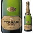 【6本〜送料無料】ペルレ ミレジム 2004 フェッラーリ 750ml [発泡白]Perle Millesime Ferrari [オールドヴィンテージ ][蔵出し]