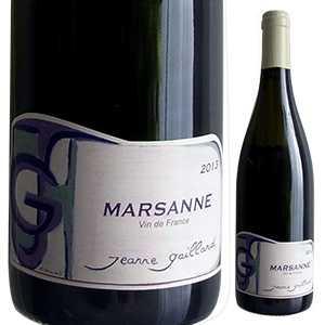 【6本〜送料無料】マルサンヌ ヴァン ド フランス デ コリンヌ ローダニエンヌ 2015 ドメーヌ ジャンヌ ガイヤール 750ml [白]Marsanne Vin De France Des Collines Rhodaniennes Domaine Jeanne Gaillard