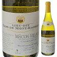 【6本〜送料無料】マコン ヴィラージュ クロ モンラッシェ 2015 ヴィニュロン ド ビュクシー 750ml [白]Macon-Villages Clos Montrachet Vignerons de Buxy