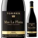 【6本〜送料無料】マス ラ プラナ 2013 トーレス 750ml [赤]Mas La Plana Torres