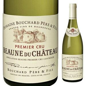 【6本〜送料無料】ボーヌ デュ シャトー プルミエクリュ ドメーヌ ブシャール 2015 ブシャール P&F 750ml [白]Beaune Du Chateau 1er Cru Domaine Bouchard Bouchard Pere & Fils