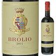 【6本〜送料無料】ブローリオ キャンティ クラシコ 2014 バローネ リカーゾリ 750ml [赤]Brolio Chianti Classico Barone Ricasoli