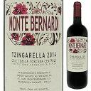 【6本〜送料無料】ツィンガレッラ 2015 モンテ ベルナルディ 750ml [赤]Tzingarella Monte Bernardi