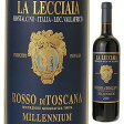 【6本〜送料無料】ロッソ ディ トスカーナ ミレニウム 2008 ファットリア ラ レッチャイア 750ml [赤]Rosso di Toscana Millennium Fattoria la Lecciaia