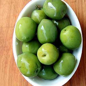 シチリア産 新漬 オリーブの実 250g [冷蔵食品]