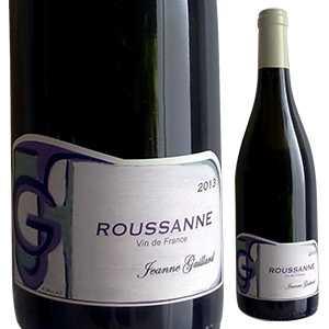 【6本〜送料無料】ルーサンヌ ヴァン ド フランス デ コリンヌ ローダニエンヌ 2013 ドメーヌ ジャンヌ ガイヤール 750ml [白]Roussanne Vin De France Des Collines Rhodaniennes Domaine Jeanne Gaillard