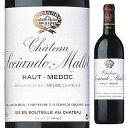 【6本〜送料無料】[12月4日(金)以降発送予定]シャトー ソシアンド マレ 2013 750ml [赤]Chateau Sociando Mallet