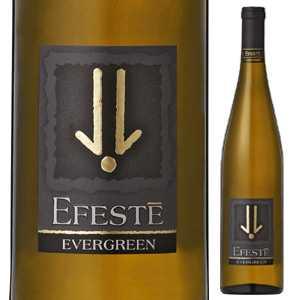 ワイン, 白ワイン 6 2015 750ml Evergreen Riesling Efeste