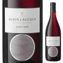 【6本〜送料無料】アロイス ラゲデール ピノ ノワール 2016 750ml [赤]Alois Lageder Pinot Noir [ラゲーデル]