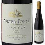 【6本〜送料無料】ピノ ノワール レゼルヴ 2017 ドメーヌ メイエ フォンネ 750ml [赤]Pinot Noir Reserve Domaine Meyer-Fonne