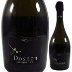 【6本〜送料無料】シャンパーニュ グラン キュヴェ アリエ NV ドノン エ ルパージュ 750ml [発泡白]Champagne Grande Cuvee Alliae Dosnon & Lepage