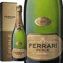 【6本〜送料無料】[ギフトボックス入り]ペルレ ミレジム 2005 フェッラーリ 750ml [発泡白]Perle Millesime Ferrari [オールドヴィンテージ ][蔵出し]