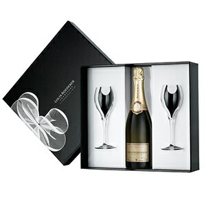 ワイン, スパークリングワイン・シャンパン 6 2 NV 750ml Premier Duo With 2 Glasses Collection Box Louis Roederer