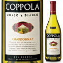【6本〜送料無料】ロッソ& ビアンコ シャルドネ 2017 フランシス フォード コッポラ ワイナリー 750ml [白]Rosso & Bianco Chardonnay Francis Ford Coppola Winery
