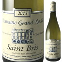 【6本〜送料無料】サン ブリ 2017 ドメーヌ グラン ロシュ 750ml [白]Saint Bris Domaine Grand Roche