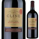 【6本〜送料無料】エンシェント ヴァインズ ジンファンデル 2015 クライン 3000ml [赤]Ancient Vines Zinfandel Cline[同梱不可]