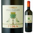 【6本〜送料無料】フィーナ グリッロ オーガニック 2018 カンティーナ フィーナ ヴィニ 750ml [白]Fina Grillo Organic Cantine Fina Vini