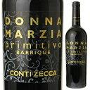 【6本〜送料無料】ドンナ マルツィア プリミティーヴォ オーク樽熟成 2019 コンティ ゼッカ 750ml [赤]Donna Marzia Primitivo Barrique Azienda Agricola Conti Zecca