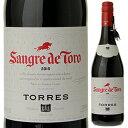 【6本〜送料無料】サングレ デ トロ オリジナル 2017 トーレス 750ml [赤]Sangre De Toro Original Torres[スクリューキャップ]