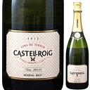 【6本〜送料無料】カバ レゼルバ ブルット 2016 カステルロッチ 750ml [白]Cava Reserva Brut Castellroig