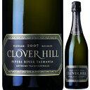【6本〜送料無料】クローヴァーヒル ブリュット 2012 クローヴァー ヒル 750ml [発泡白]Clover Hill Brut Clover Hill