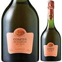 【送料無料】コント ド シャンパーニュ ロゼ 2006 テタンジェ 750ml [発泡ロゼ]Comtes De Champagne Rose Champagne Taittinger