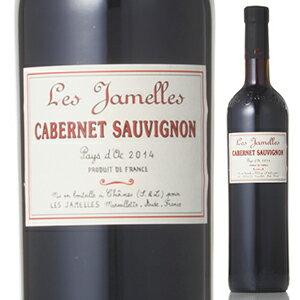 【6本〜送料無料】レ ジャメル カベルネ ソーヴィニヨン 2018 バデ クレマン 750ml [赤]Les Jamelles Cabernet-Sauvignon Badet Cl ment