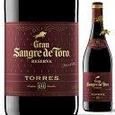 【6本〜送料無料】グラン サングレ デ トロ 2014 トーレス 750ml [赤]Gran Sangre De Toro Torres