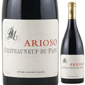 ワイン, 赤ワイン  2016 750ml Chateauneuf Du Pape Clos Saouma Arioso Lucien Le Moine