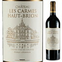 【6本〜送料無料】レ カルム オー ブリオン ルージュ 2015 (シャトー レ カルム オー ブリオン) 750ml [赤]Les Carmes Haut Brion Rouge Chatear Les Carmes Haut Brion