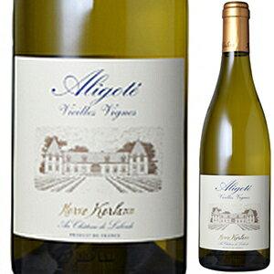 ワイン, 白ワイン 6 V.V. 2018 750ml Aligote Vieilles Vignes Herve Kerlann