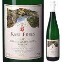 【6本〜送料無料】ユルツィガー ヴュルツガルテン Q.b.A. 2019 カール エルベス家 750ml [白] rziger W rzgarten Q.b.a. Karl Erbes