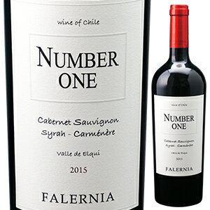 ワイン, 赤ワイン 6 2017 750ml Number One Vi a Falernia